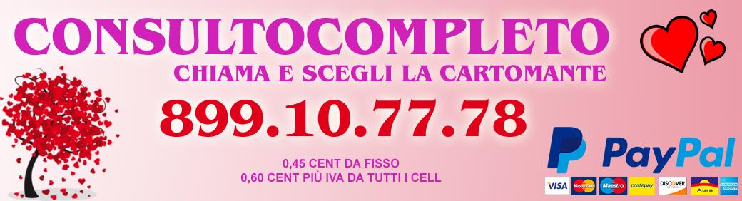 Consulto Completo Cartomanzia Online Cuore Amore Affari
